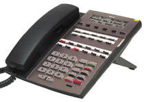 The NEC DSX 22 Button Display Phone